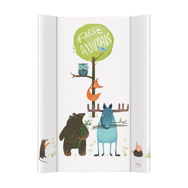 Ceba Animals Przewijak twardy krótki 50x70