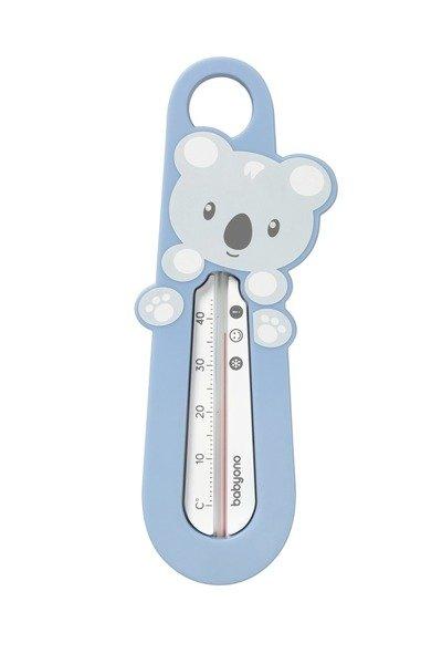 Baby Ono Termometr do wody Koala niebieski