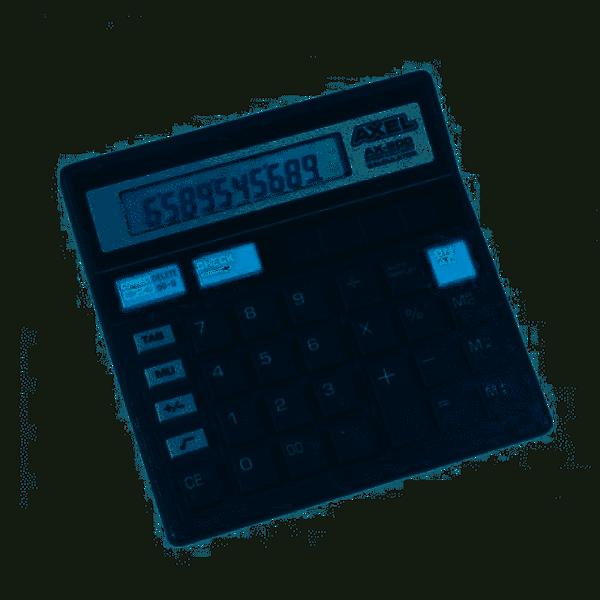 Starapak Kalkulator Axel