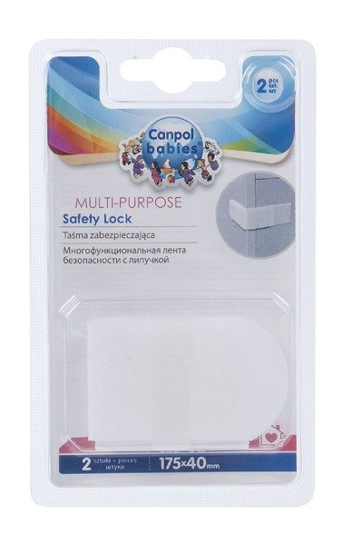 Canpol- Taśma zabezpieczająca z rzepem