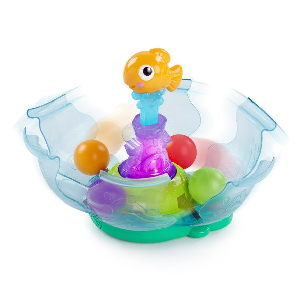 Bright Starts (10351): Zabawne akwarium z piłeczkami