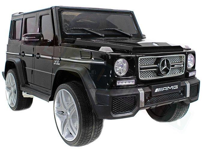 Samochód na akumulator: Mercedes G65