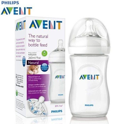 Avent Butelka 2.0 Natural 260 ml