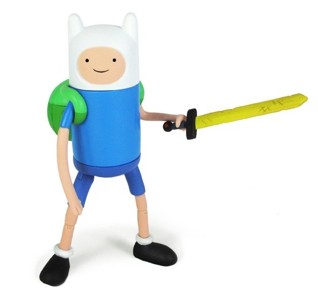 Adventure Time Figurka 9 cm i akcesoria